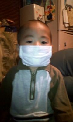 インフルエンザ予防??