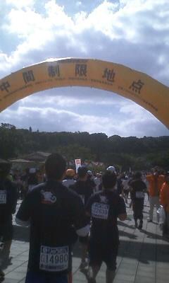 那覇マラソン!!