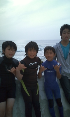 大阪kids in  OKINAWA  パート1