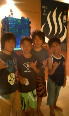 大阪kids in OKINAWA パート6